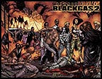 Warren Ellis' BLACKGAS 2 #3 Wraparound