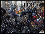 BLACK SUMMER #6 Wraparound
