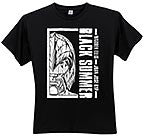 BLACK SUMMER Horus T-Shirt - Large