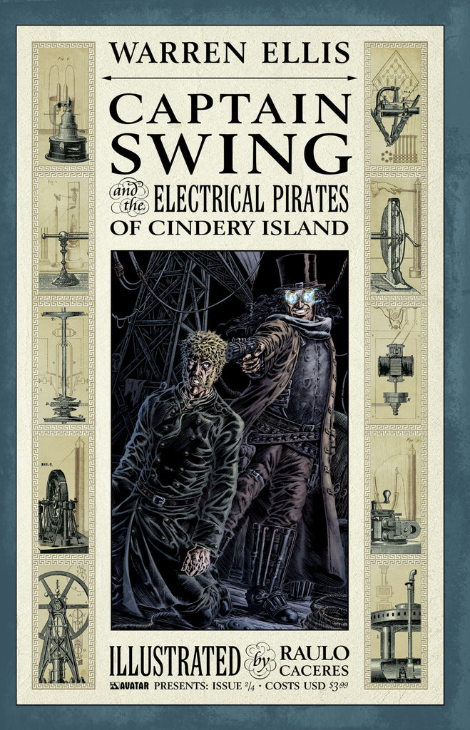 CAPTAIN SWING #2 - Digital Copy