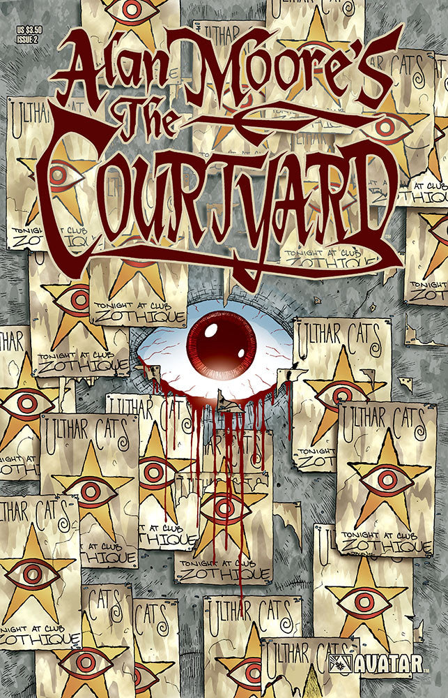 Alan Moore's The Courtyard #2
