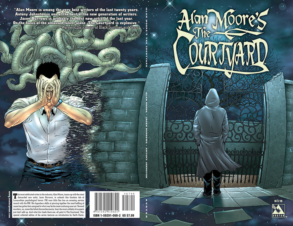 Alan Moore's THE COURTYARD - Digital Copy