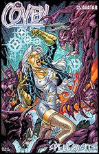 Coven: Spellcaster #1 Into Hell Platinum Ed.