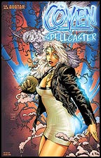 Coven: Spellcaster #1 Finch Royal Blue Edition