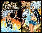 Coven: Tooth & Nail #1/2 and #1 Gold Foil Set