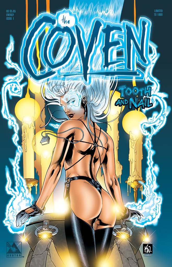 Coven: Tooth & Nail #1 Energy Ed.