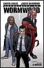 CHRONICLES OF WORMWOOD #1 - Digital Copy