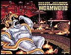 CHRONICLES OF WORMWOOD #1 Visions of Hell Wraparoun
