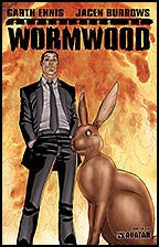 CHRONICLES OF WORMWOOD #2 - Digital Copy