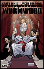 CHRONICLES OF WORMWOOD #3 - Digital Copy
