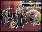 CHRONICLES OF WORMWOOD #3 Visions of Hell Wraparoun