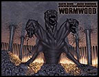 CHRONICLES OF WORMWOOD #5 Visions of Hell Wraparoun