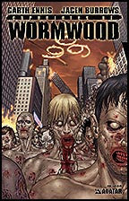 CHRONICLES OF WORMWOOD #6 - Digital Copy