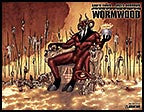 CHRONICLES OF WORMWOOD #6 Visions of Hell Wraparoun