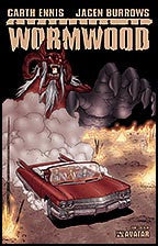 CHRONICLES OF WORMWOOD #4 - Digital Copy