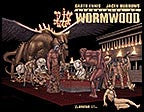 CHRONICLES OF WORMWOOD #4 Visions of Hell Wraparoun