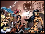 CYBERANGELS Preview Wraparound