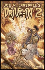 Joe R. Lansdale's THE DRIVE-IN 2 #4