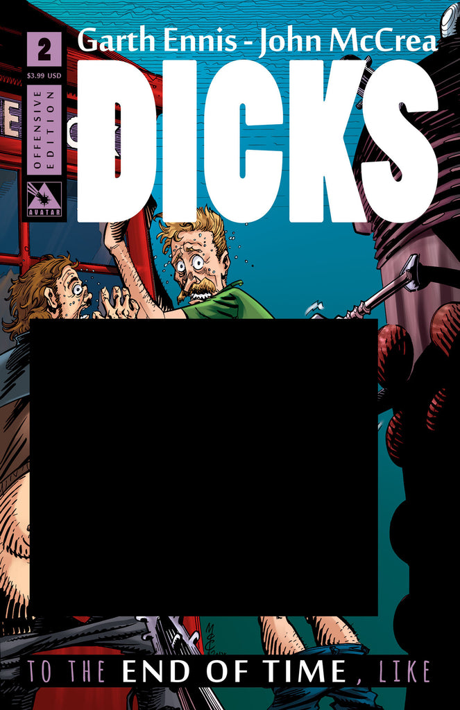 DICKS: END OF TIME #2 Offensive