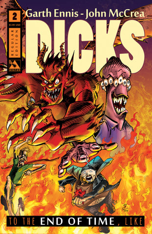 DICKS: END OF TIME #2 - Digital Copy