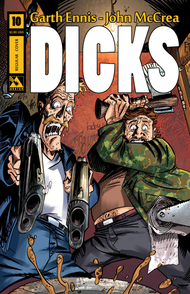 DICKS #10 - Digital Copy