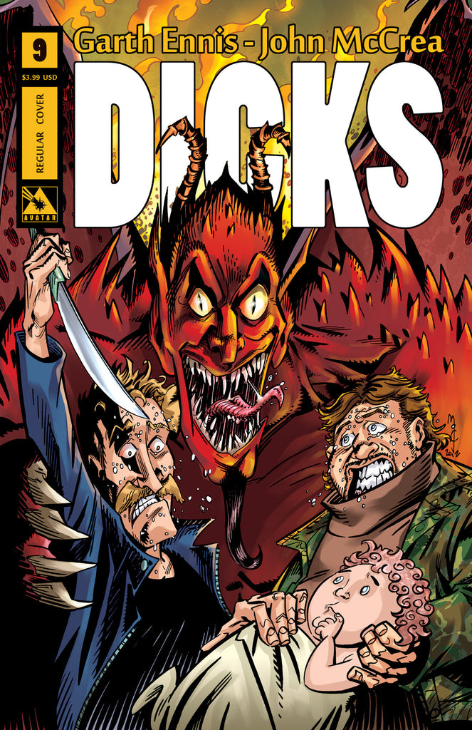 DICKS #9 - Digital Copy