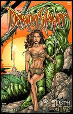 Demonslayer: Path of Time #1/2 Cave Girl