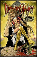 Demonslayer: Future Shock #1/2 Warrior Queen
