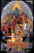 Demonslayer: Prophecy #1 Bad Omens Edition
