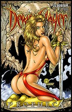 Demonslayer: Prophecy #1 Mouth of Evil