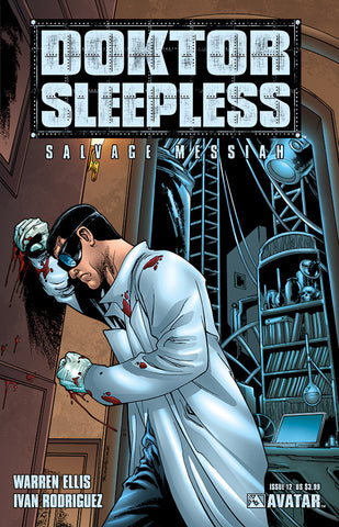 DOKTOR SLEEPLESS #12 - Digital Copy