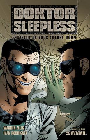 DOKTOR SLEEPLESS #9 - Digital Copy