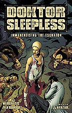 DOKTOR SLEEPLESS #10 - Digital Copy