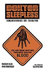 DOKTOR SLEEPLESS #10 Warning Sign Order incentive
