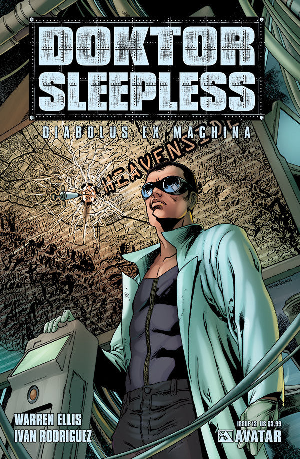 DOKTOR SLEEPLESS #13 - Digital Copy