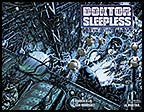 DOKTOR SLEEPLESS #1 Color Wraparound