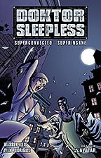 DOKTOR SLEEPLESS #8 - Digital Copy