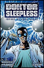 DOKTOR SLEEPLESS #1 - Digital Copy