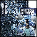DOKTOR SLEEPLESS #1 Ellis Signed Poster Edition