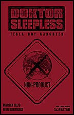 DOKTOR SLEEPLESS #2 Warning Sign cover