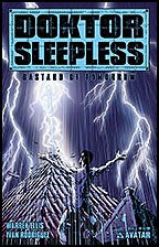 DOKTOR SLEEPLESS #3 - Digital Copy