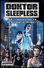 DOKTOR SLEEPLESS #4 - Digital Copy