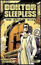 DOKTOR SLEEPLESS #5 - Digital Copy