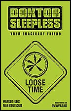 DOKTOR SLEEPLESS #5 Warning Sign