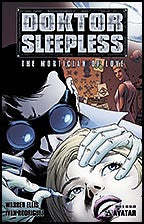 DOKTOR SLEEPLESS #6 - Digital Copy