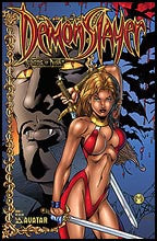 Demonslayer: Lords of Night #1