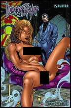 Demonslayer: Lords of Night #1 Nude