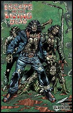 ESCAPE OF THE LIVING DEAD #1 Blood Red Con Foil