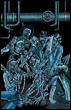 ESCAPE OF THE LIVING DEAD #1 Die Cut