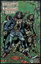 ESCAPE OF THE LIVING DEAD #1 Gold Foil